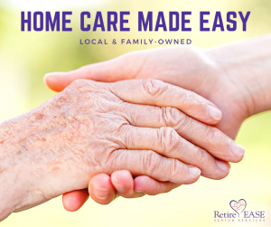 Benefits of at Home Health Care - Retire Ease