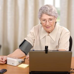 Successful telehealth visit - Retire Ease