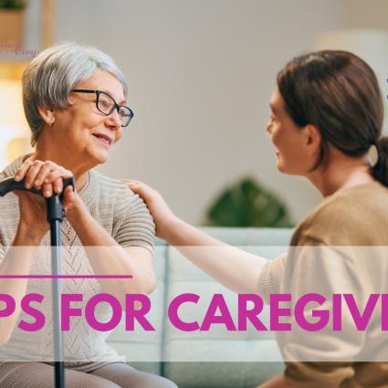 Family Caregiver Tips